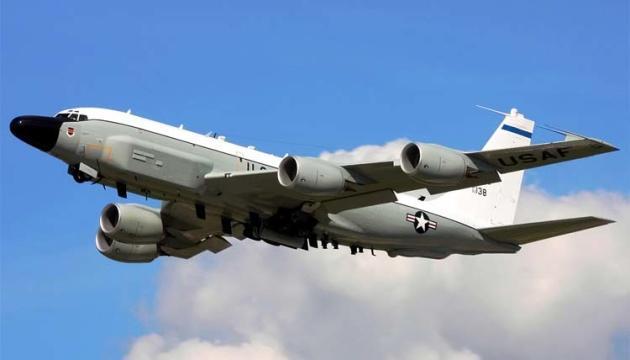 Самолеты ВВС США совершили разведывательные полеты неподалеку от Крыма и...