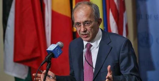 Турецкий дипломат возглавил миссию ОБСЕ в Украине
