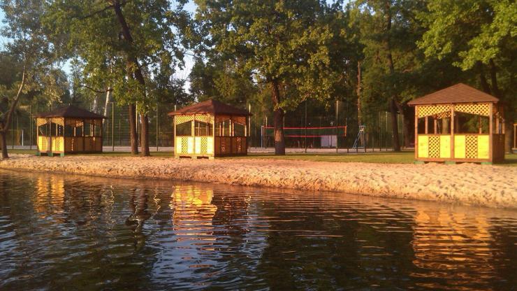В Луганской области отравились дети после купания в озере