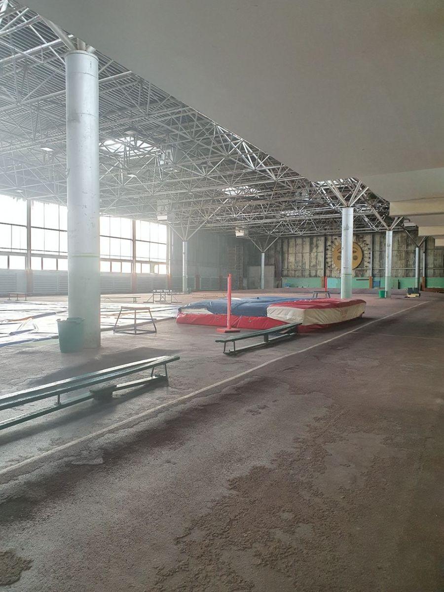 """Одесский спорткомплекс """"Олимпиец"""" не пригоден для обустройства коронавир..."""