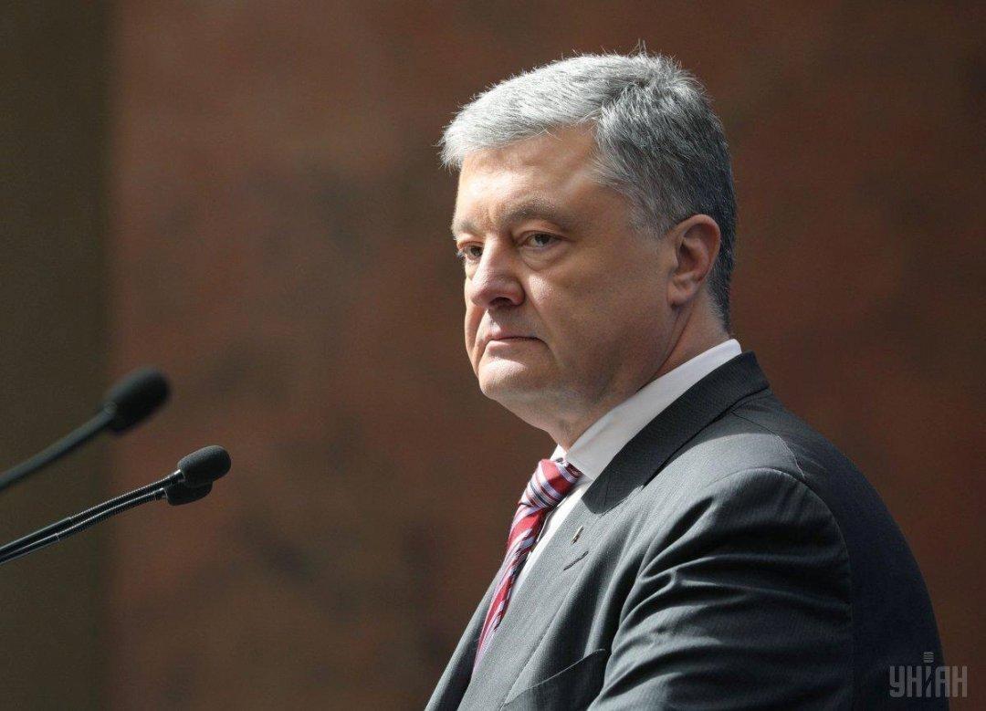 Порошенко заплатит 3 млн грн за информацию о причастных к атаке на Гонта...