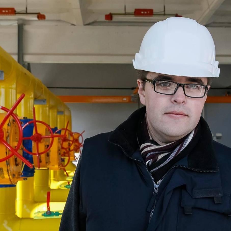 Транзит газа через Украину сократился на 23%