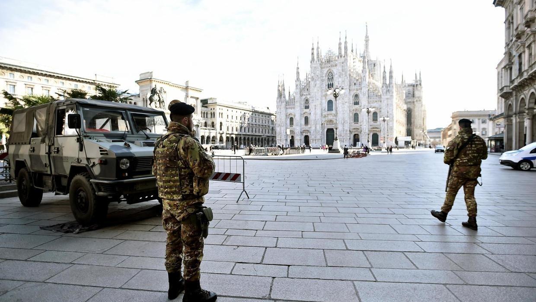 """""""Максимум через 10 дней"""". В Италии ждут завершения пика эпидемии в ближа..."""