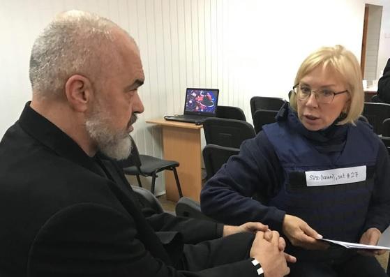 """Омбудсмен Денисова осудила высказывания """"слуги народа"""" о стерилизации и..."""