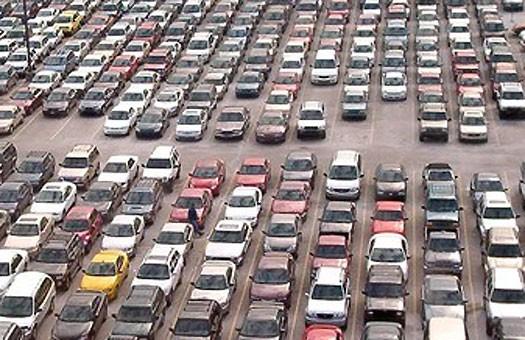 Производство легковых автомобилей в Украине упало на 83,7%