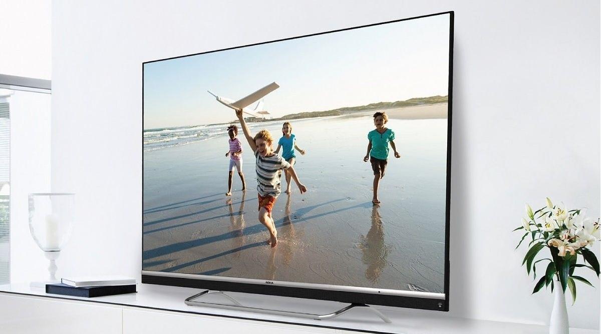 Nokia представила линейку самых доступных смарт-телевизоров