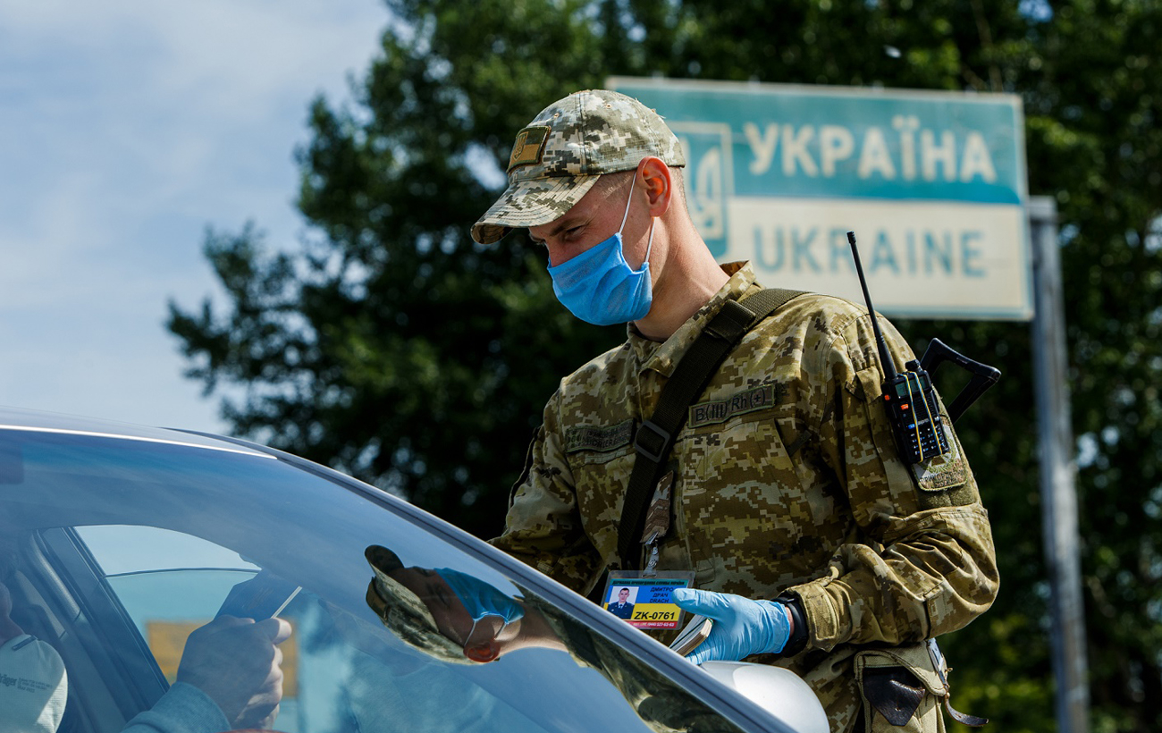 В Украину открыли въезд для иностранцев