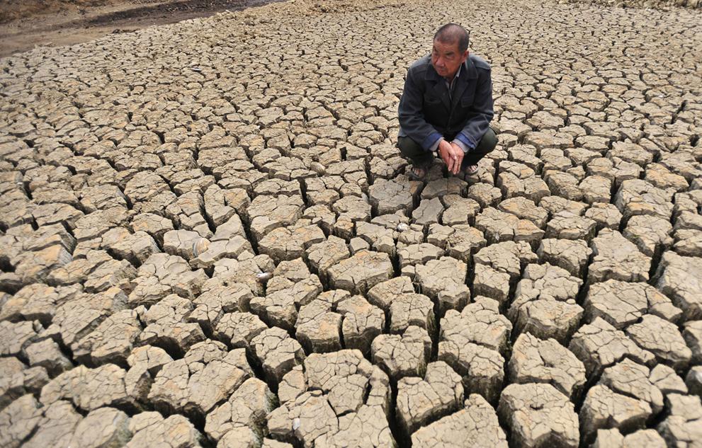 Китай просит Россию поделиться речной водой