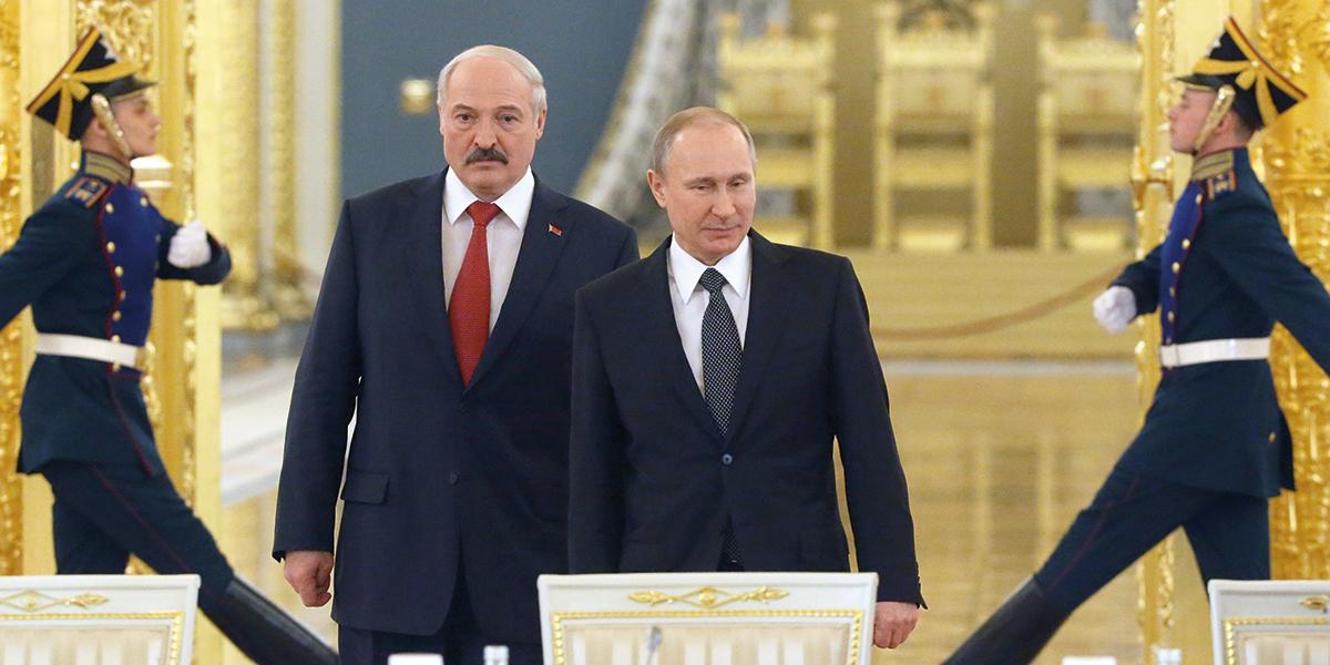 По тонкому льду. С кем будет дружить Беларусь Александра Лукашенко