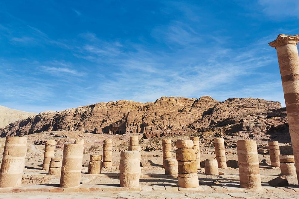От Моисея до Марсианина. Где в Иордании можно взглянуть в прошлое и буду...