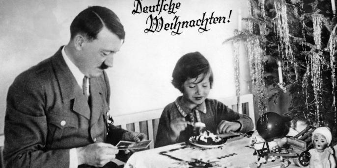 Рождество без Христа. Как нацисты пытались переделать христианский празд...
