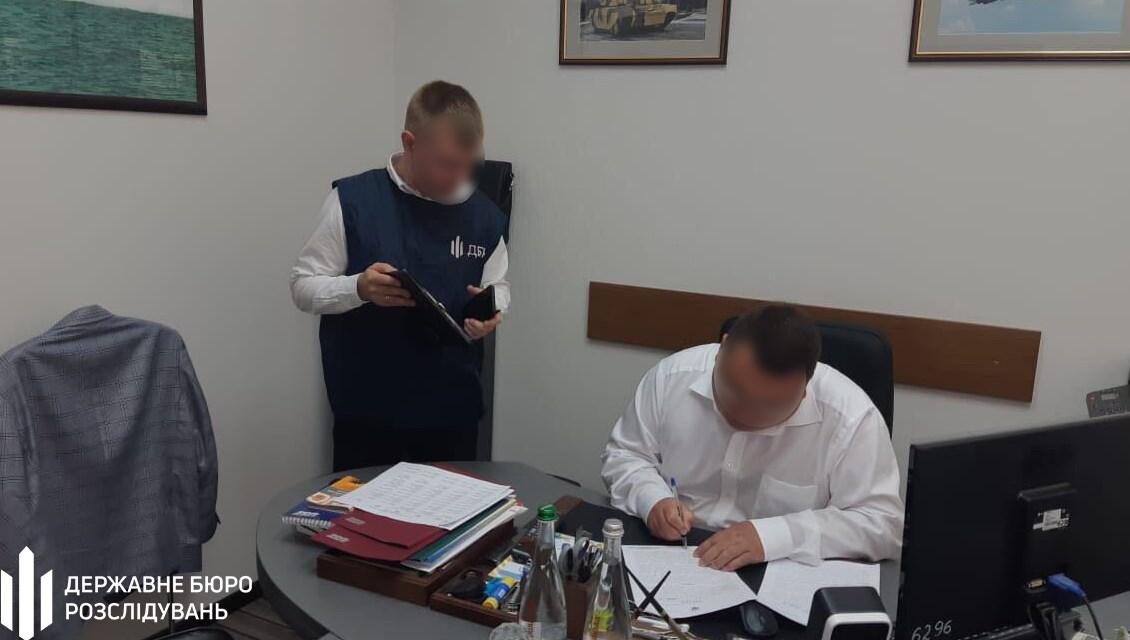 """Сотрудники """"Укрспецэкспорта"""" вывели из компании 10 млн грн, – ГБР"""