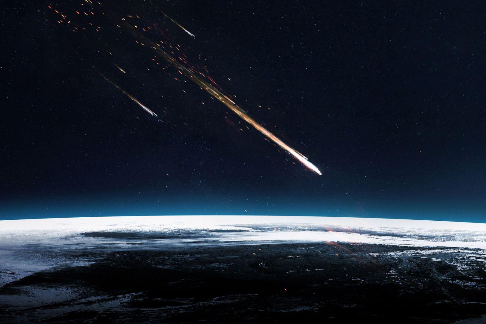В российской академии наук хотят проверить теорию внеземного происхожден...