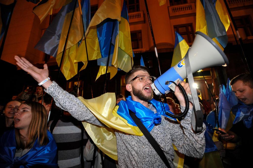 Вова, выходи! Ждать ли Украине Майдан-3