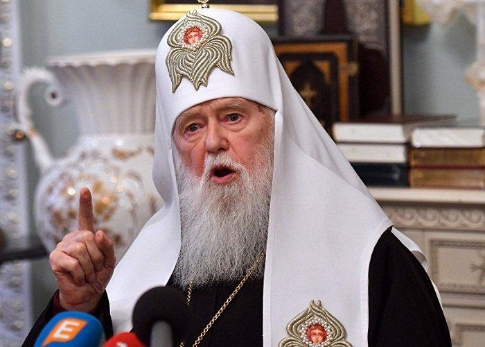 Патриарх Филарет: Для Украины мы патриархат, а для внешнего мира – мы Ки...