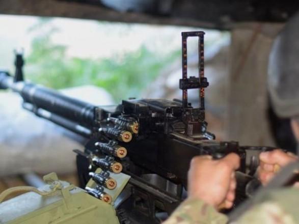 На Донбассе с начала суток ранены трое военных