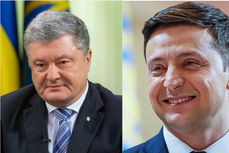 """НСК """"Олимпийский"""" заключил соглашение с кандидатами Порошенко и Зеленски..."""