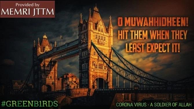 """""""Исламское государство"""" назвало коронавирус """"солдатом Аллаха"""" в борьбе с..."""
