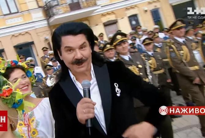 """""""Тогда и на немецком нельзя петь"""": Зибров рассказал, почему пел на русск..."""
