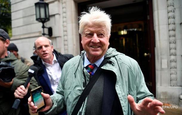 Борис Джонсон назвал сына в честь врачей, которые вылечили его от COVID-...