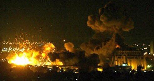 Пораженные коалицией объекты в Сирии лежат в руинах