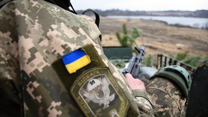 В рядах ВСУ на Донбассе двадцатые сутки подряд нет потерь