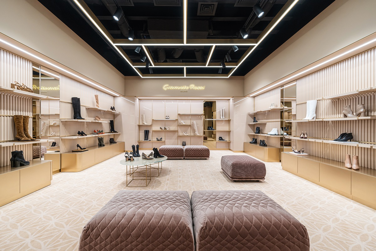 Новый формат шопинга от Gianvito Rossi и Helen Marlen