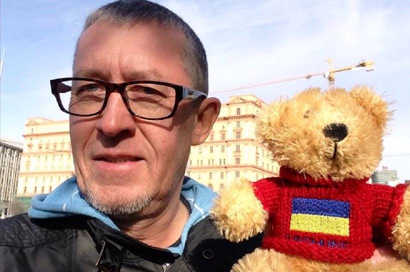 В Киеве найден мертвым российский журналист