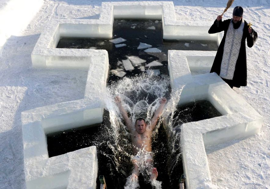 Сухо, ясно и тепло. Синоптики дали прогноз погоды на Крещение