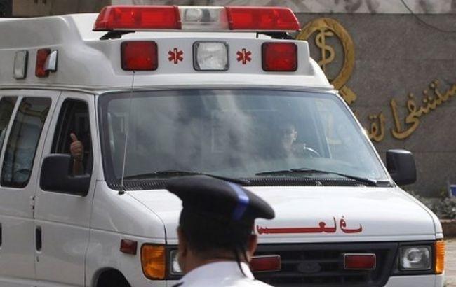 В ДТП на юге Египта погибли по меньшей мере 13 человек