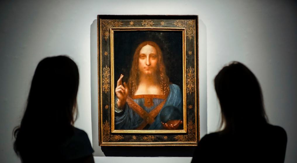 Реальная стоимость самой дорогой картины в мире может составлять всего 1...