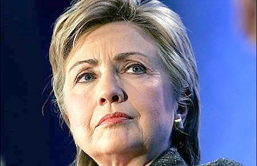 Израильский телеканал отправил Клинтон в отставку