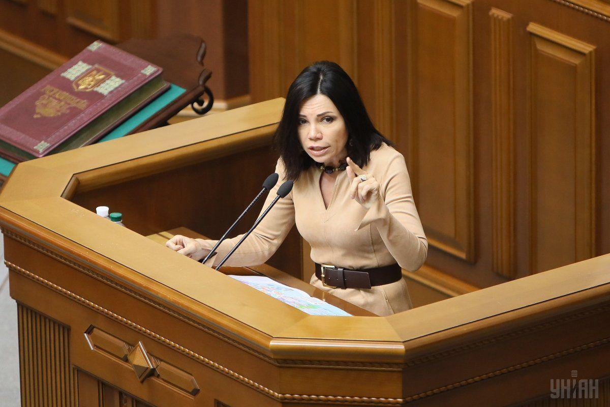 """Сюмар сходила на допрос в ГБР и назвала заявление Шуфрича """"политически м..."""