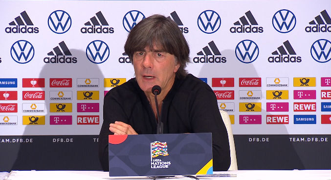 """""""Мы сыграли почти идеально"""". Главный тренер Германии считает, что у Укра..."""
