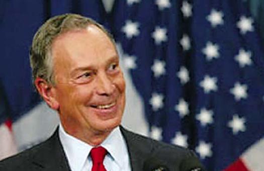 Миллиардер Блумберг в третий раз стал мэром Нью-Йорка
