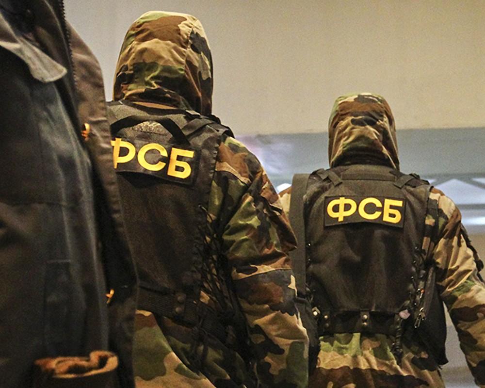 В ФСБ заявили об аресте в Казани 5 украинцев