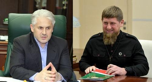 """Кадыров признал себя """"временно нетрудоспособным"""" и передал свои полномоч..."""