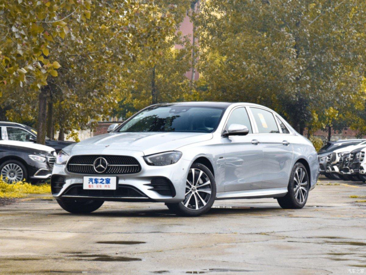 Mercedes-Benz представил E-Класс с расходом топлива 1,4 литра