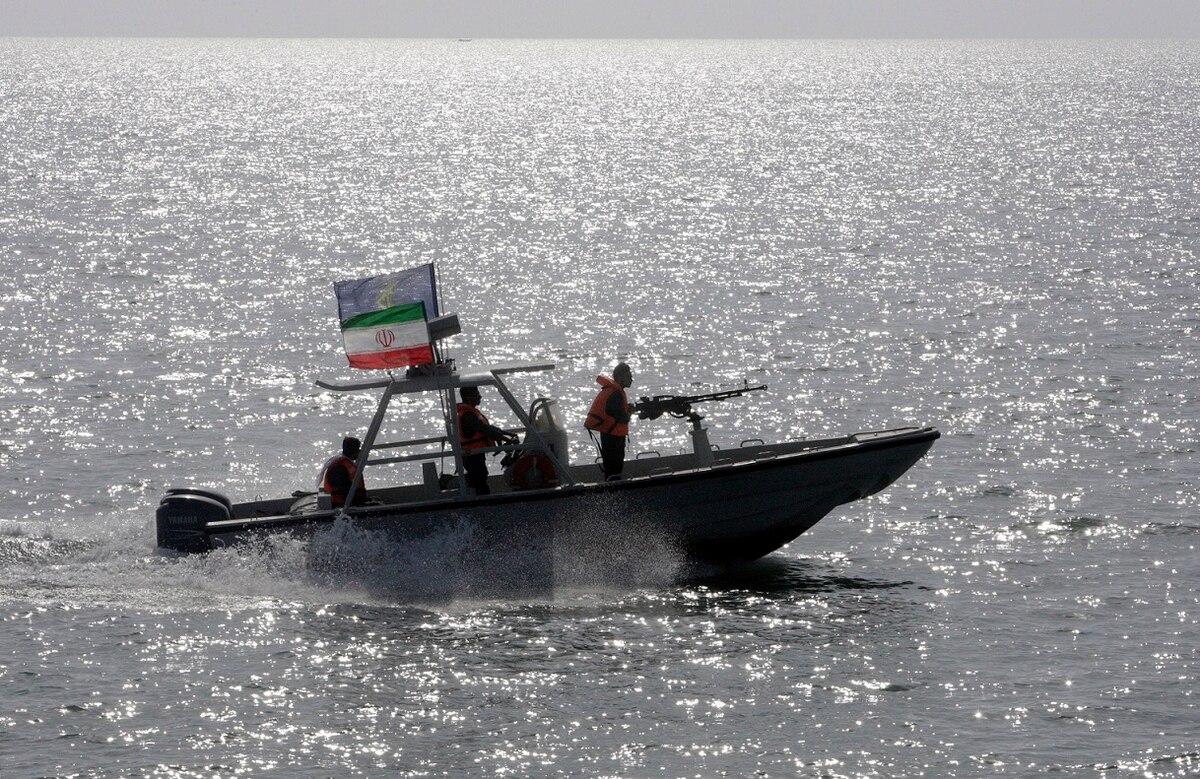 Иран захватил новый танкер в Персидском заливе