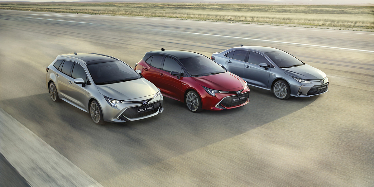 Гибриды на марше. Почему создатели новой Toyota Corolla делают ставку на...