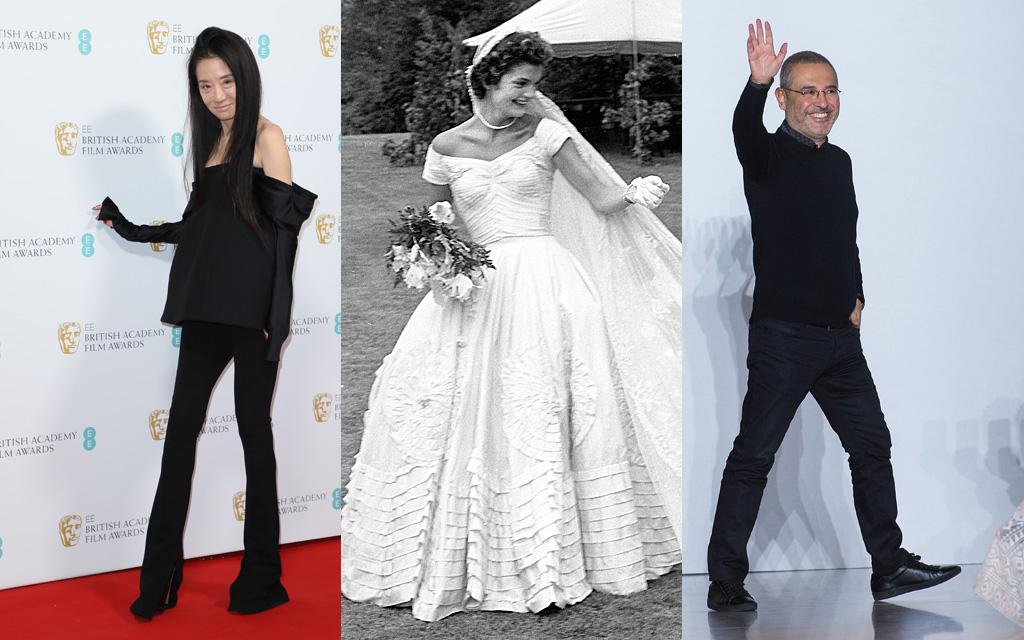 Wang и Saab. Кто шьет свадебные платья монаршим особам и первым леди