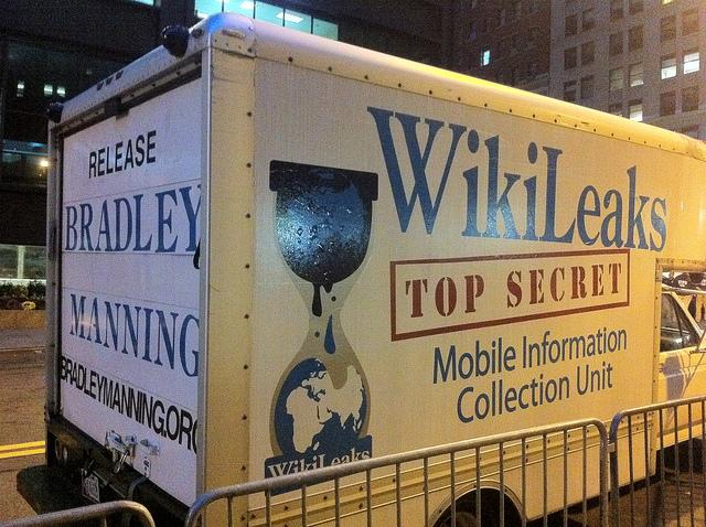 """WikiLeaks: ЦРУ маскировало свои шпионские программы под продукцию """"Лабор..."""