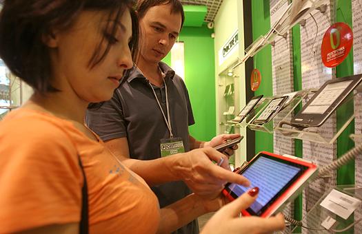 Рынок быттехники и электроники вырос на волне девальвации гривны