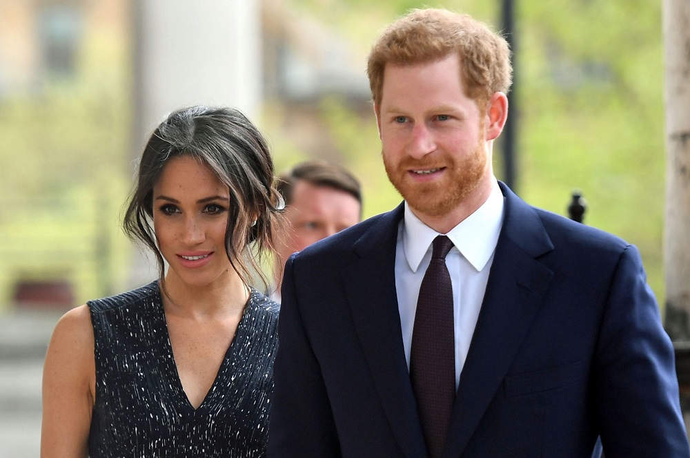 Принц Гарри и Меган Маркл не смогли зарегистрировать свою торговую марку...