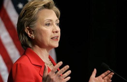 Хилари Клинтон: США не признают независимость Абхазии и Южной Осетии