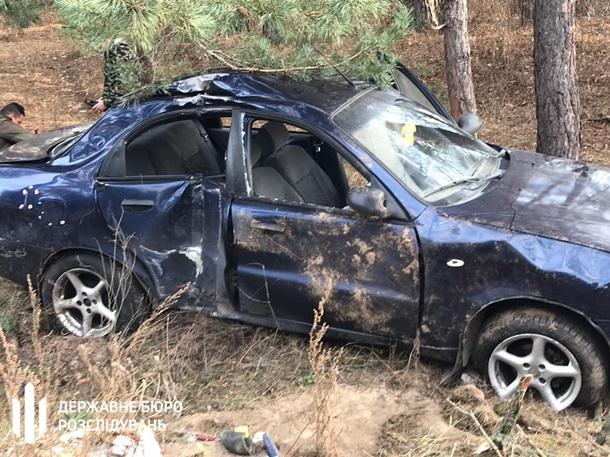 Чиновник Нацгвардии сбил двух детей под Киевом, – ГБР