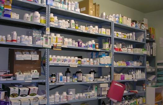 В аптеках Тернополя отсутствуют противовирусные препараты и защитные мас...