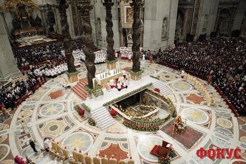 Тайны Ватикана раскроет новый фильм