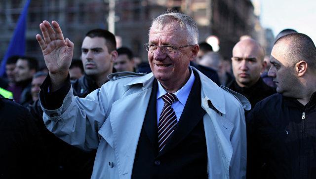 Гаагский трибунал приговорил к десяти годам тюрьмы экс-вице-премьера Сер...