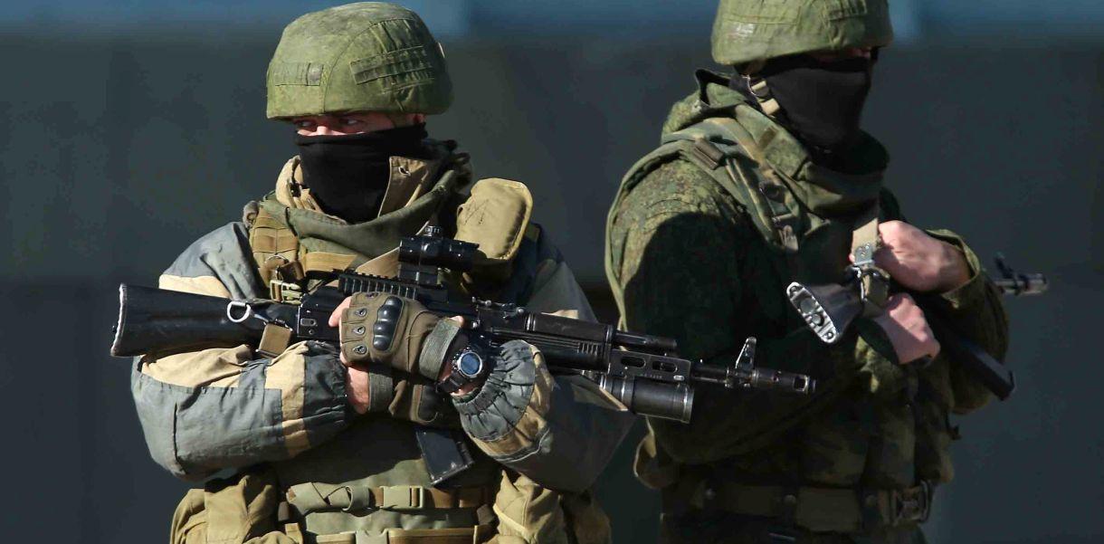 В оккупированном Джанкое слышны выстрелы и отключен Интернет, - СМИ